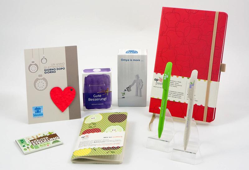 umweltfreundliche Papierprodukte