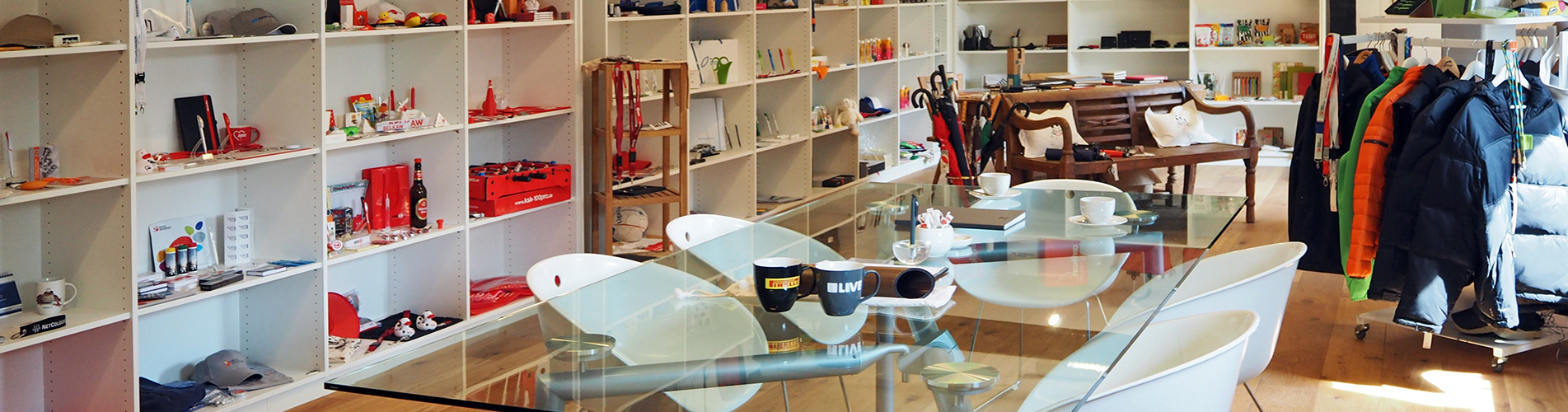 Showroom SLG Werbeartikel Promotion GmbH