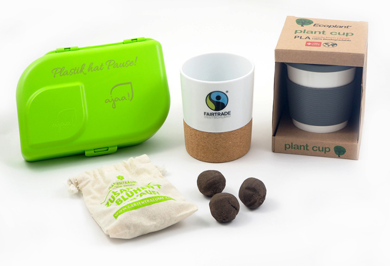Produkte ohne Plastik