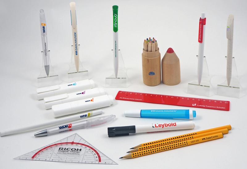 Kugelschreiber und mehr